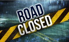 Road Closures Throughout Acadiana