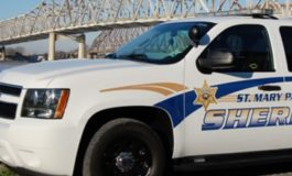 St. Mary Parish Sheriff's Office Daily Arrest Report for May 20, 2019