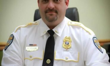 Kaplan Police Chief, Boyd Adams, turns himself in for malfeasance and felony theft