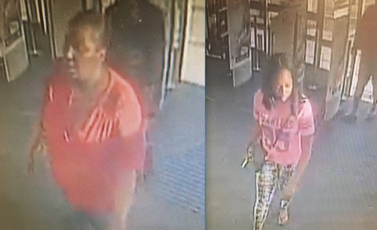 Scott Police searching for two theft suspects