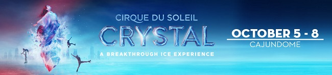 Cirque du Soleil/KLAF Word of the Day Ticket Giveaway