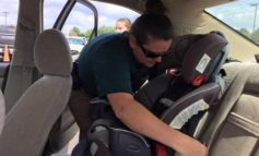 Free child car seat inspections being offered statewide