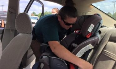 National Safety Seat Check is Saturday, September 29th