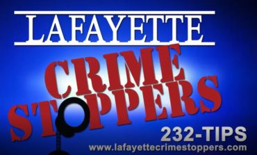 Lafayette Crime Stoppers Crime of the Week