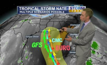 Tropical Storm Nate: Growing Concern for Impacts