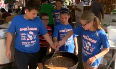 Locals gathered for 28th Annual World Championship Gumbo Cook Off