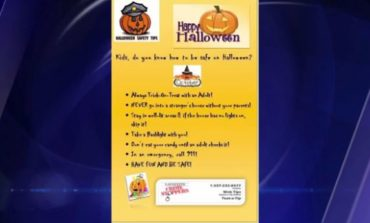 LPD Halloween Safety Tips