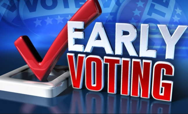 Tomorrow is the last day for early voting in Dec 8 election