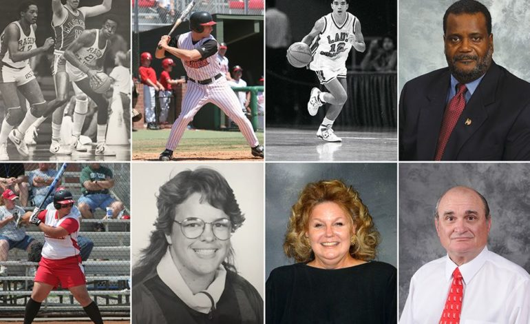 Eight to be inducted into UL Lafayette Athletics Hall of Fame