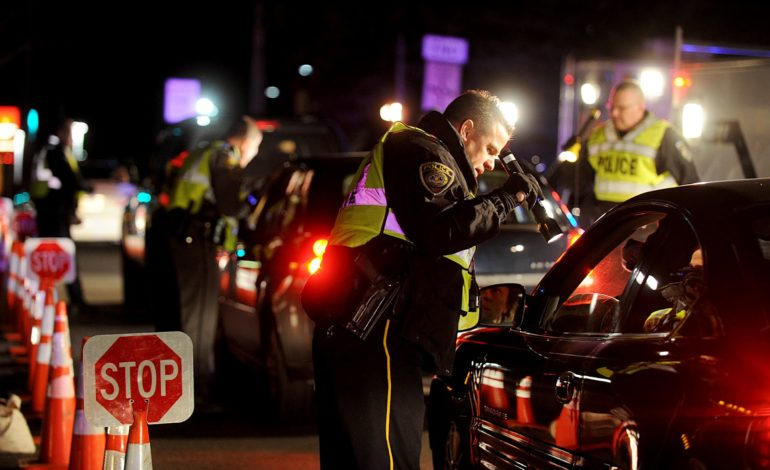 OWI checkpoint set for Friday in Lafayette