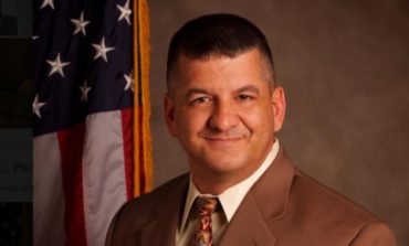 Todd D'albor as New Iberia's Chief of Police