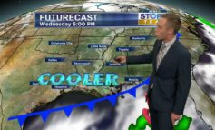 Showers Tonight. Colder Wednesday-Friday!