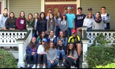 Vermilion Catholic Students Host French Students From Abbeville, France For Exchange Program