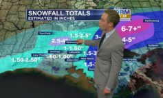 Historic Snow Day! 1.7 Inches in Lafayette!