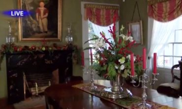 Alexandre Mouton House Hosts Holiday Tours