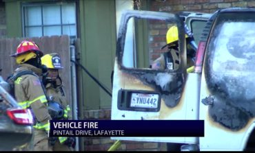 Pintail Drive Vehicle Fire