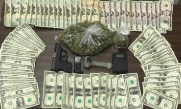 Traffic stop leads to Krotz Springs man arrest for drugs, money, and firearms