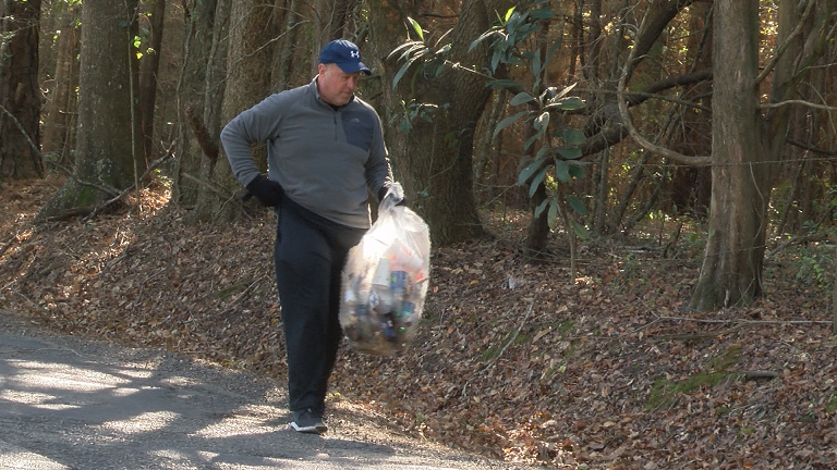 Facing Loss Of Probation, Lafayette City Marshal Shows Up For Community Service