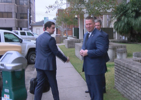 Defense For Lafayette City Marshal Takes A Hit After Court Hearing