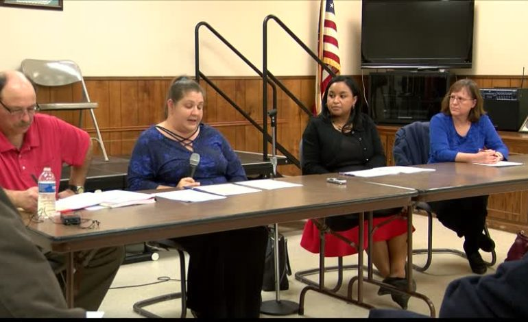 LCG Hosts Public Hearing To Discuss Consolidated Action Plan