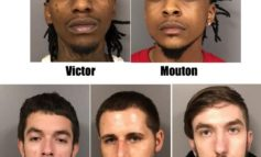 Five men, three from Lafayette, arrested on narcotics charges in Cecilia