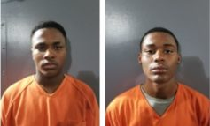 Two suspects captured in Opelousas armed robberies; third sought
