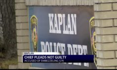Kaplan Police Chief Pleads Not Guilty