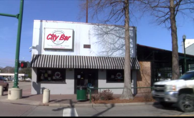 City Bar Sues LCG Over Trees Planted Downtown