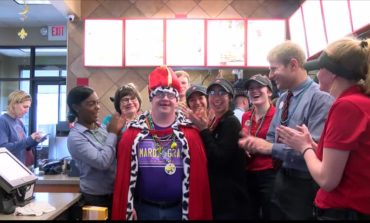 Kevin Melancon celebrates 20 years of Chick-fil-A