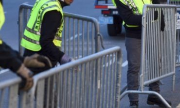 Barricades make way back to Lafayette Friday in preparation for Sunday's Heritage Parade