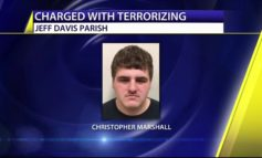 Teen Arrested and Charged with Terrorizing