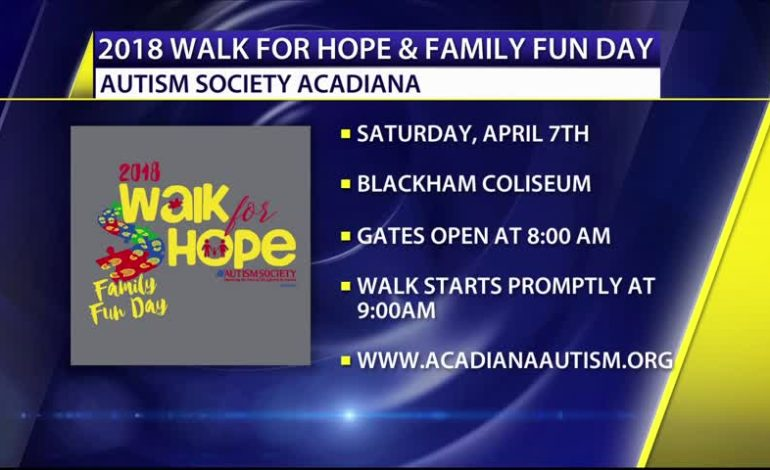 2018 Walk For Hope & Family Fun Day