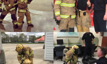 Danielle Does It: Firefighter, Lafayette Fire Dept.