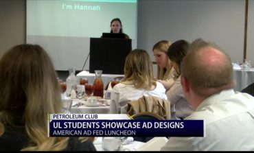 American Advertising Federation of Acadiana Helps UL Ad Students