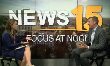 Justin Centanni Joins Focus at Noon to talk Lafayette Checkbook