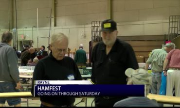 58th Acadiana Hamfest Invades Rayne