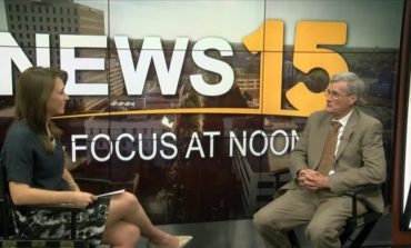 St. Martin Parish President Chestar Cedars joins Focus at Noon, discussing hot topic throughout the Parish