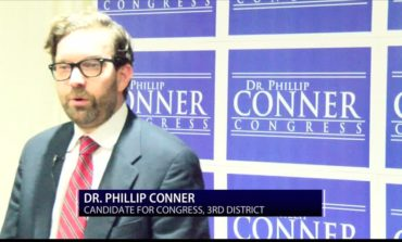 Dr. Phillip Conner as Candidate For Congress