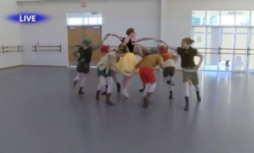 Lafayette Ballet Theatre prepares for first Snow White production