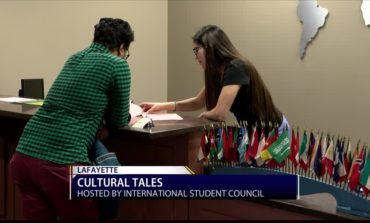 University of Louisiana at Lafayette's Cultural Tales