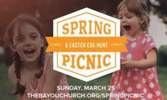 Celebrate A Picnic And Easter Egg Hunt With Bayou Church