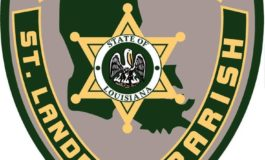 St. Landry Parish Sheriff's Office Daily Arrest Report for May 20, 2019