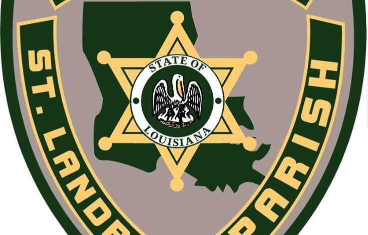 St. Landry Parish Sheriff's Office daily arrest report