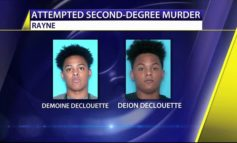 Two Opelousas Men Arrested for Rayne Shooting