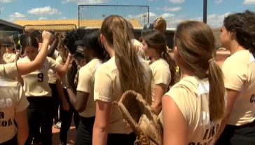 #AOTW - Kaplan Softball