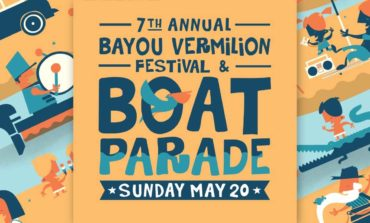 Focus at Noon- 7th Annual Bayou Vermilion District's Boat Parade!