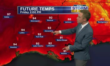 Steamy Summertime Weather Pattern!