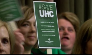 UHC Joins Rally At State Capitol To Urge Lawmakers To Fully Fund Healthcare