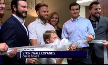 Stonewall Expands in Lafayette