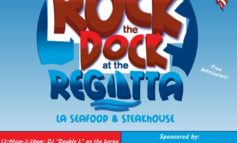 Rock the Dock at the Regatta LA Seafood & Steakhouse